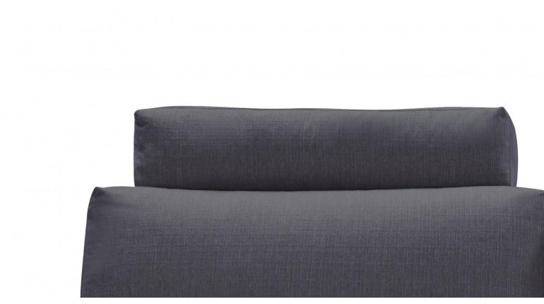 t ti re appuie t te tissu pour canap d 39 angle lugano. Black Bedroom Furniture Sets. Home Design Ideas