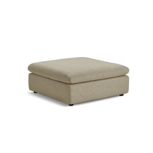 Pouf pour canapé modulable - MILO