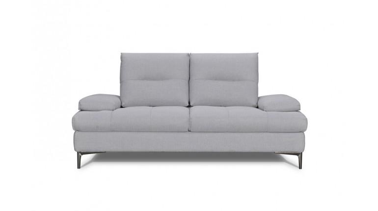 Canapé d'angle droit avec dossiers réglables - DALI