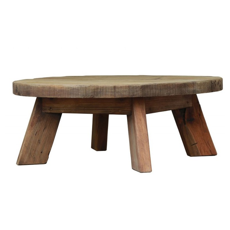 Table basse ronde 90 cm  - ORIGIN
