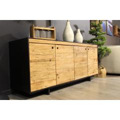 Buffet en bois de pin recyclé - ORIGIN 2
