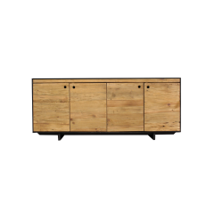 Buffet en bois de pin recyclé - ORIGIN 2