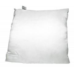 Oreiller microfibre 60 x 60 Blanc - COCOON