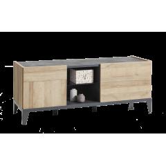 Meuble rangement TV design contemporain - VICTORIA