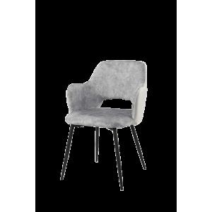 Chaise bi-matière - BRESCIA