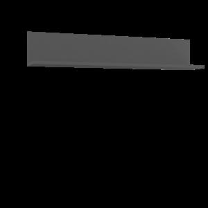 Étagère murale gris mat - LIBELLE