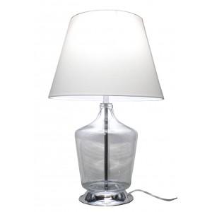 Lampe à poser en verre transparent - CLEAR