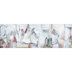 Peinture sur toile cadre décoratif abstraite - ABSTRACT