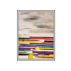 Peinture art contemporain 90x120cm