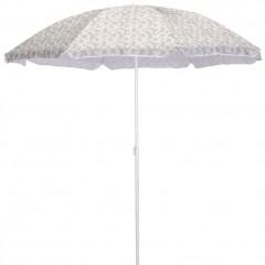 Parasol de plage motif pin D180cm - GASSIN
