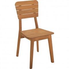 Chaise de jardin pliantes en bois d'acacia - XAZTEK 483