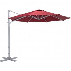Parasol déportée rouge D3m - ROMA 606