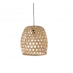 Suspension en bambou tressé - différents modèles - BAMBOO