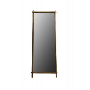 Miroir à poser en pin recyclé H.165 cm - ORIGIN