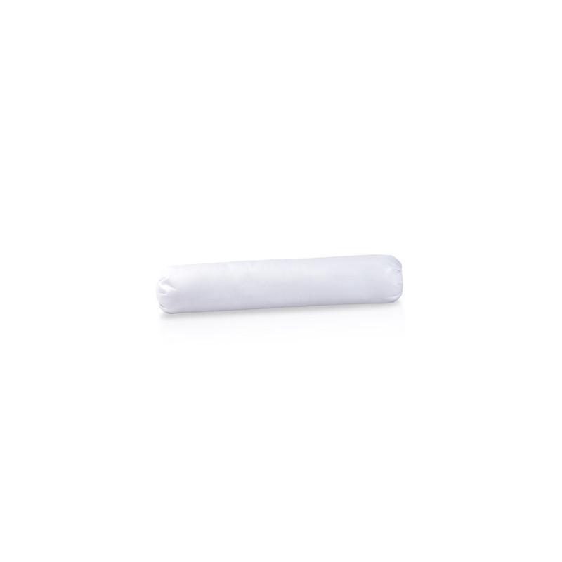 Vue de face - Traversin synthétique moelleux L90 cm - PRIMA