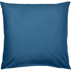 Taie oreiller enfant en coton 65x65cm - coloris bleu - CALANQUES