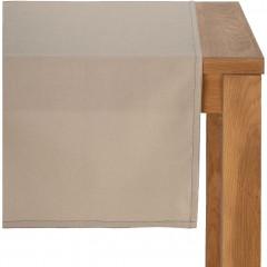 Chemin de table en coton 45x200cm - 3 coloris - VENASQUE