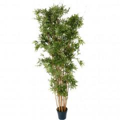 Plante artificielle bambou - vert H180cm - BAMBOU 353