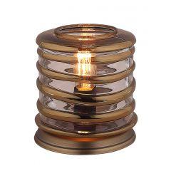 Lampe vintage en verre soufflé–NEIVA01