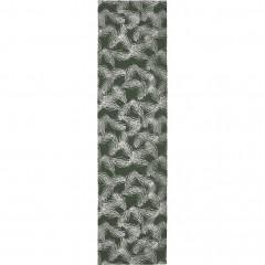 Toile de chilienne de jardin à motif pin d'alep vert - UDINE 246