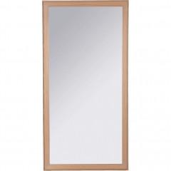 Miroir en bois de hêtre 150x70 cm - DELPHINE 512