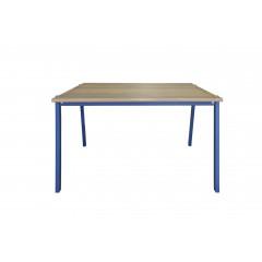 Table de jardin pour enfant en bois d'acacia avec pieds inclinés - 2 coloris - MAXIME