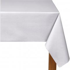 Nappe en papier airlaid 160x240cm - blanc - SALERNE