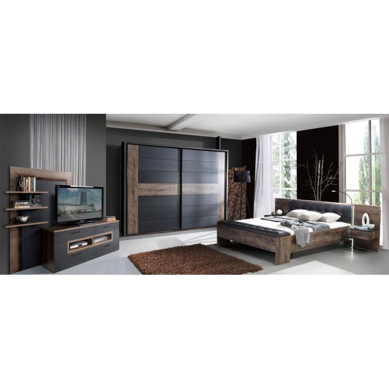 Banc de lit coffre bellevue belhome - Banc coffre chambre adulte ...