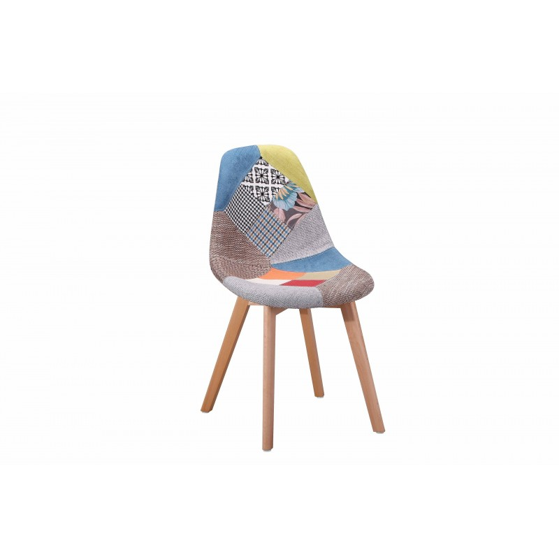 Chaise en patchwork free chaise en patchwork with chaise for Chaise rar patchwork