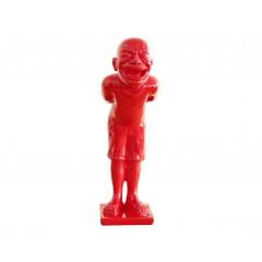 Petit homme rouge - figurine décorative