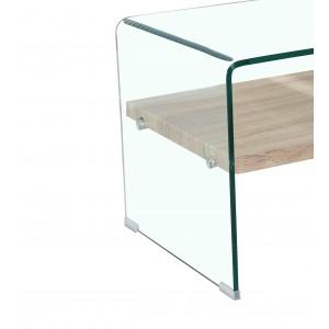 Table d'appoint  en verre - GLASS