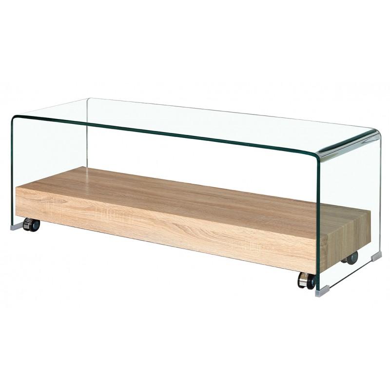 meuble tv en verre transparent glass Résultat Supérieur 5 Beau Meuble En Verre Photos 2018 Lok9