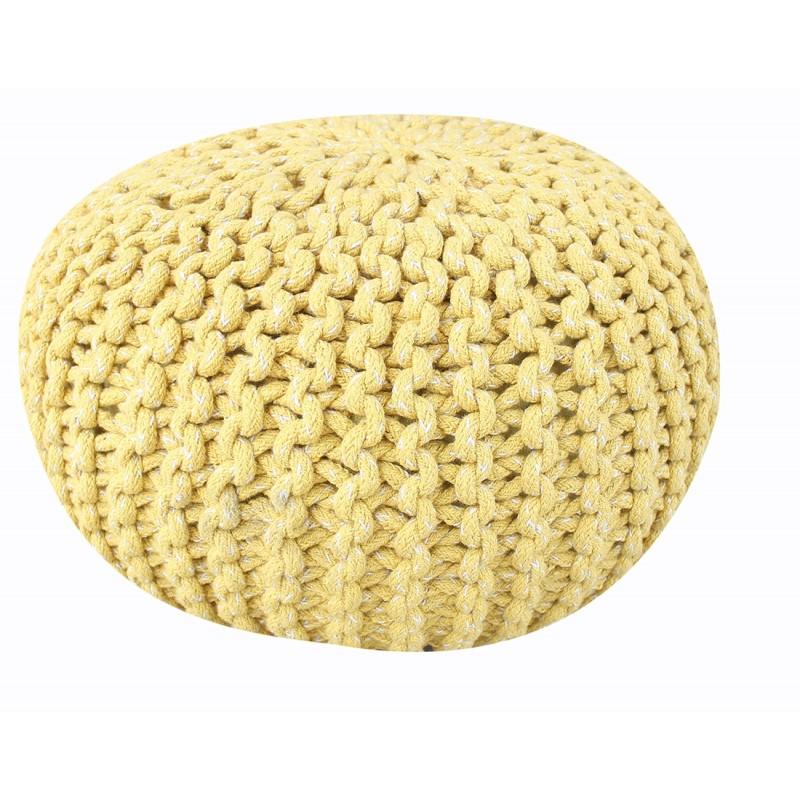 pouf rond trendy pouf tricot tuto diy et o en acheter un tout pr t clem around the corner pouf. Black Bedroom Furniture Sets. Home Design Ideas