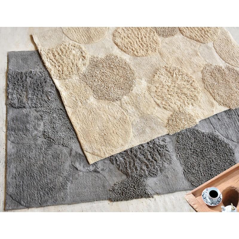 tapis 160x230 gris dolce - Tapis 160x230