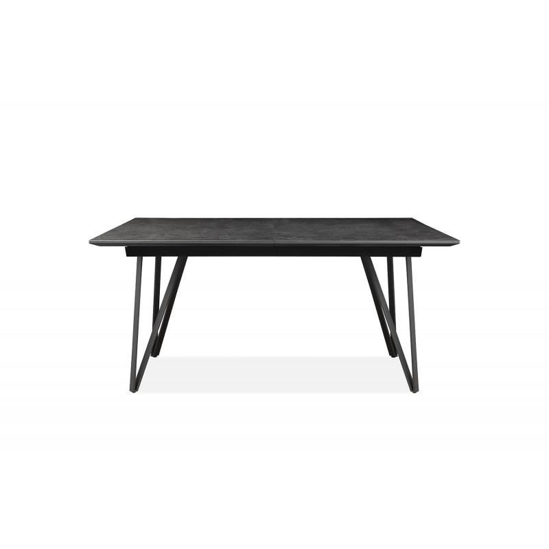Table Cm Céramique Extensible Gris Anthracite 160210 Harmony tsQrdCxh