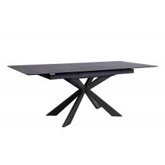 Table de repas extensible céramique 160/200 cm - CROSS