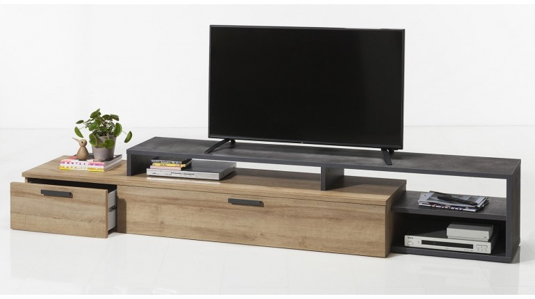 Meuble TV design contemporain - VICTORIA