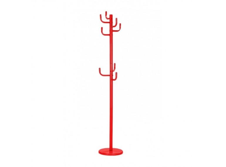 Porte-Manteau design Cactus rouge - POPPY