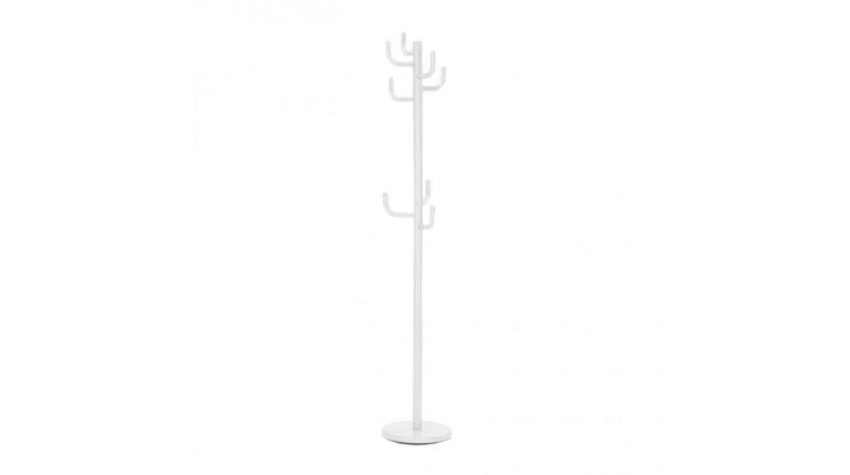 Porte-Manteau design Cactus blanc - POPPY