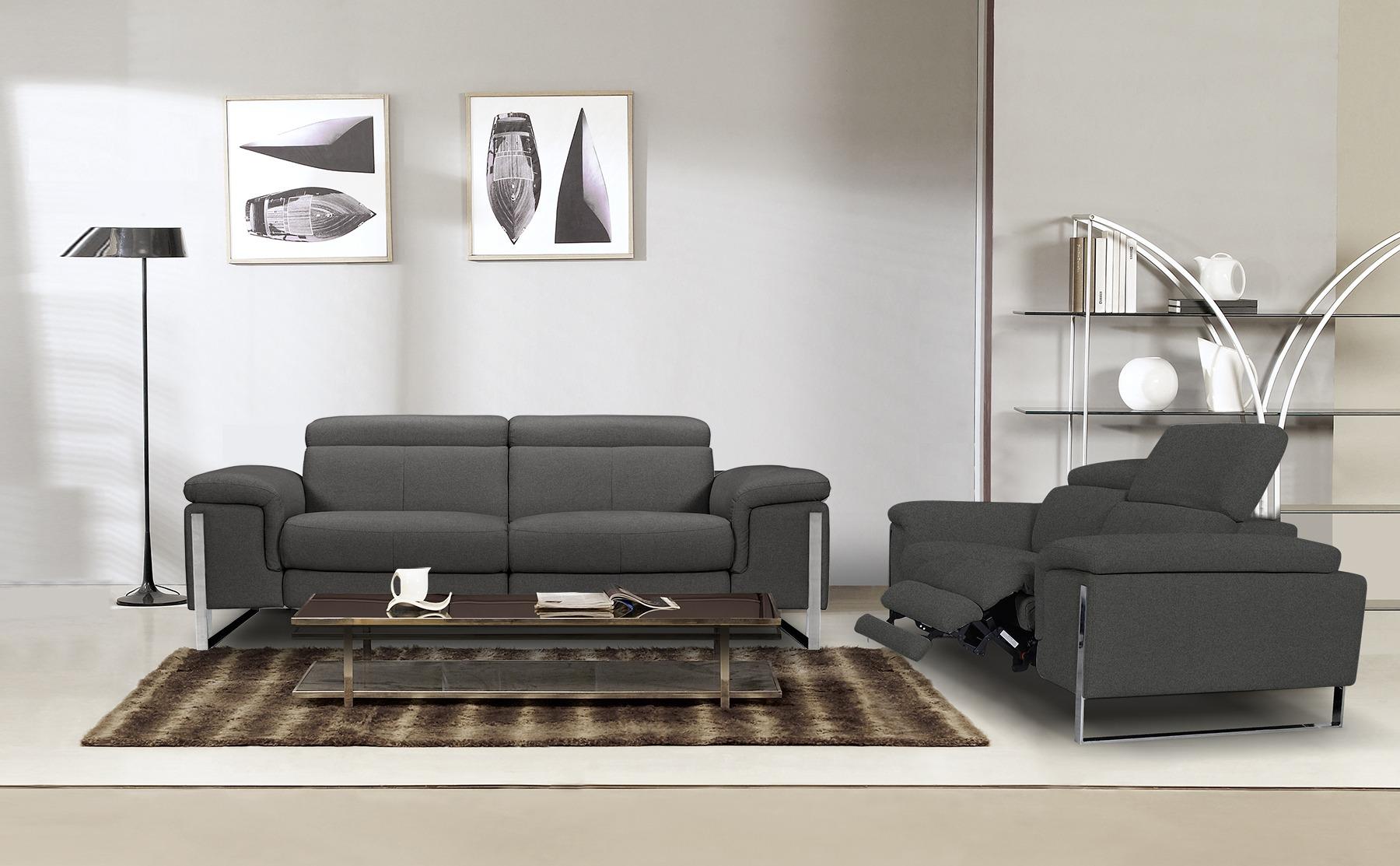 Canapé relax électrique 2,5 places - APOLLO
